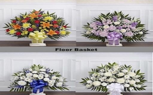 Floor Baskets