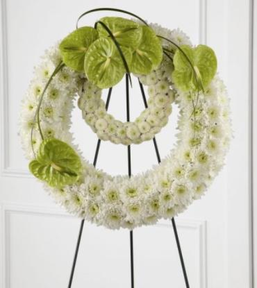 Wreath of Remembrance™ White