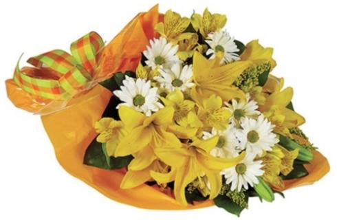 Cheery & Bright Hand Tied