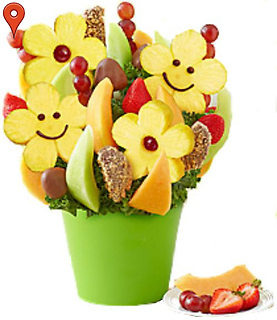 Smiles All Around™  Fruit Bouquet