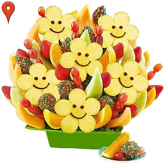 Share a Smile™ Fruit Bouquet