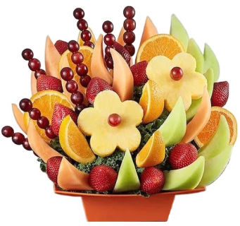 Our Thoughts Are With You™ Fruit Bouquet